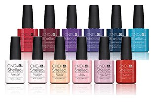 CND Shellac – Double Size 15ml | Limited Collection