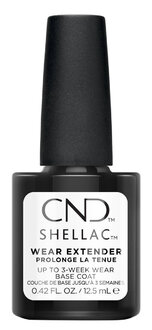 Shellac Wear Extender Base Coat