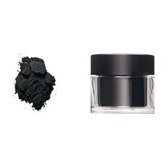 CND Пигмент Black Spill черный