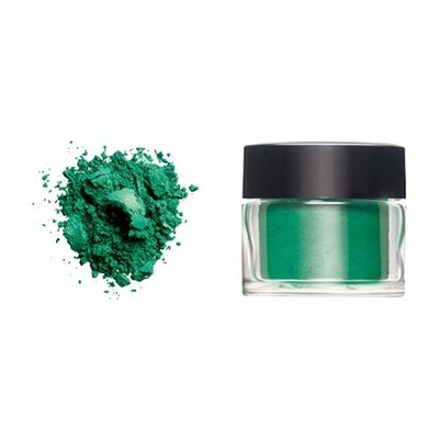 CND Пигмент Medium Green Spill зеленый