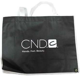 CND Black & White Tote