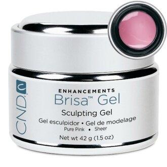 BRISA Gel Pure Pink Sheer