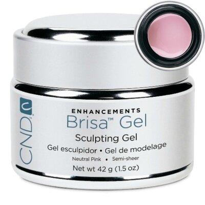 BRISA Gel Neutral Pink Semi-sheer