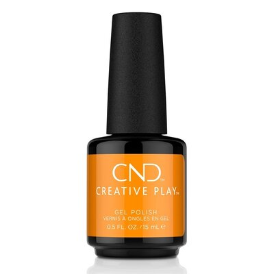 CND Гель Лак Apricot in The Act #424