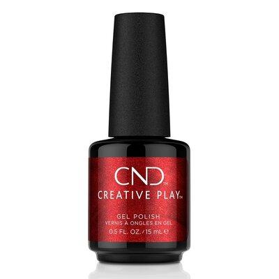 CND Гель Лак Crimson Like Hot #415