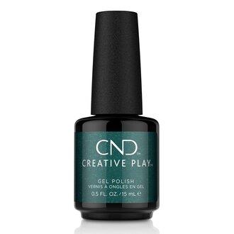 CND Гель Лак Envied Green #533