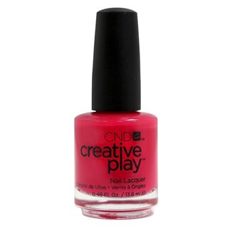 CND Nail Lacquer Well Red