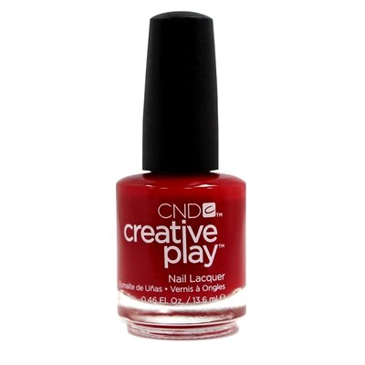 CND Лак Red-y To Roll