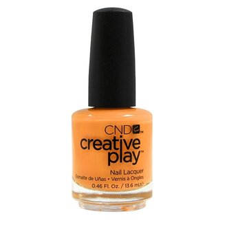 CND Nail Lacquer Apricot In The Act