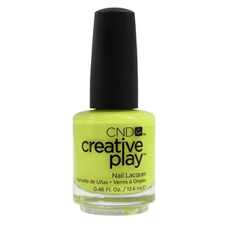 CND Лак Toe The Lime