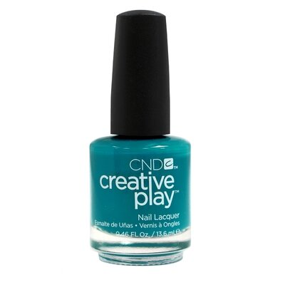 CND Лак Head Over Teal