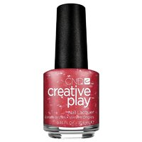 CND Nail Lacquer Revelry Red