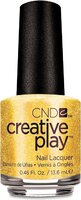 CND Nail Lacquer Foiled Again