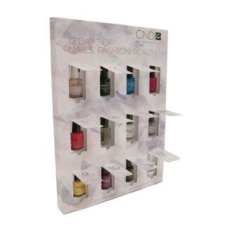 CND Holiday Nails Fashion Beauty