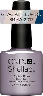 Shellac Alpine Plum