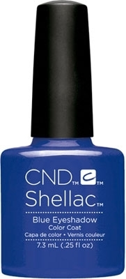 Shellac Blue Eyeshadow