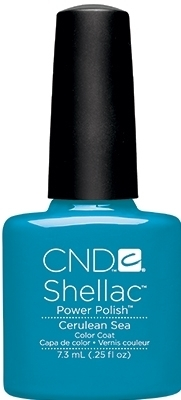 Shellac Cerulean Sea