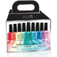 CND Shellac Color Wardrobe Kit