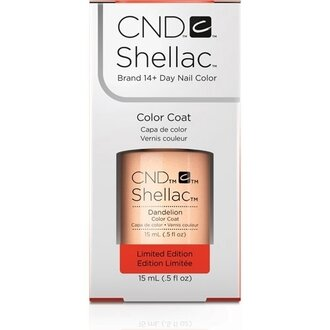Shellac Dandelion