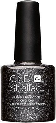 Shellac Dark Diamonds