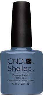 Shellac Denim Patch