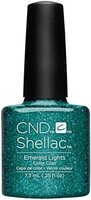 Shellac Emerald Lights