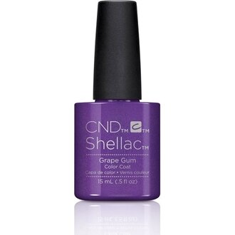 Shellac Grape Gum