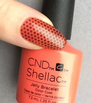 Shellac Jelly Bracelet
