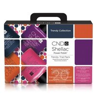CND Shellac Trendy Collection Kit