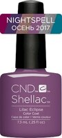 Shellac Lilac Eclipse