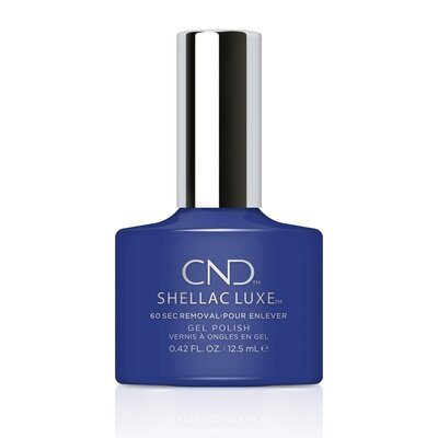 Shellac Luxe Blue Eyeshadow