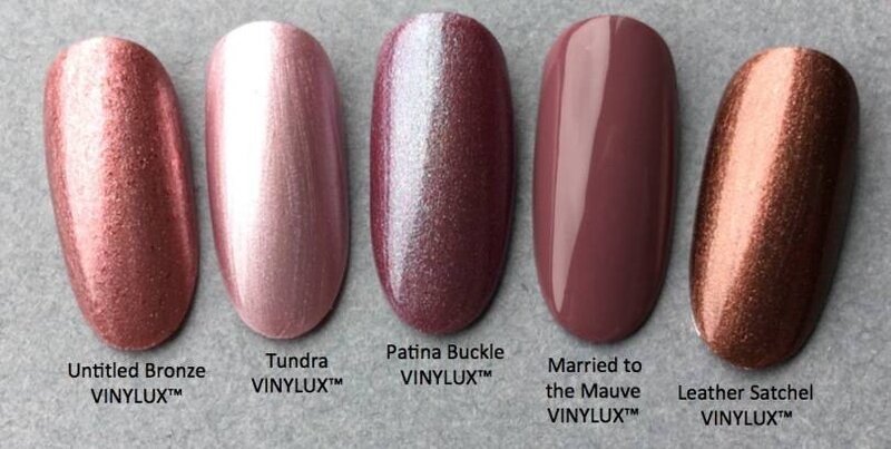 Cnd Shellac Married To The Mauve Nail Polish Nail Shop