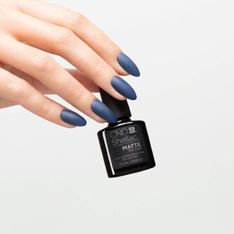 Shellac Matte Top Coat