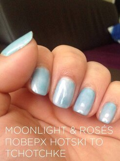 Shellac Moonlight & Roses