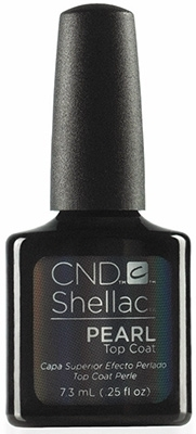 Shellac Pearl Top Coat