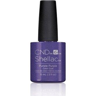 Shellac Purple Purple