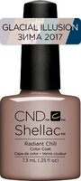 Shellac Radiant Chill