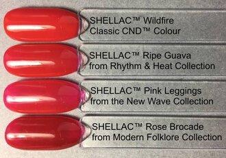 Shellac Ripe Guava