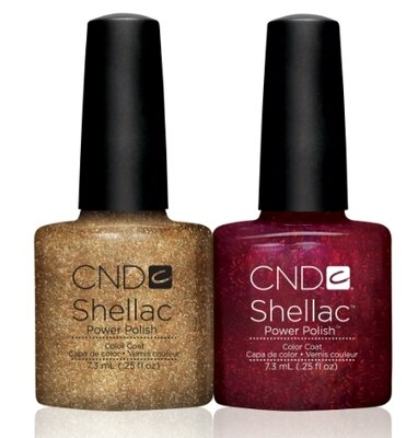 Shellac Ruby Ritz & Tinsel Toast