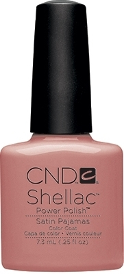 Shellac Satin Pajamas