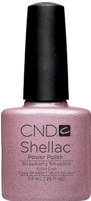 Shellac Strawberry Smoothie