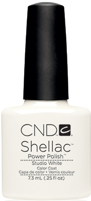 Shellac Studio White