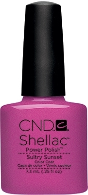 Shellac Sultry Sunset