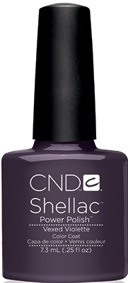 Shellac Vexed Violette