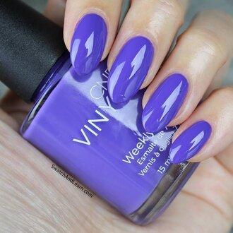 Shellac Video Violet
