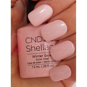 Shellac Winter Glow
