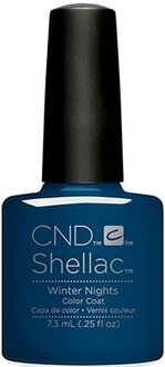 Shellac Winter Nights