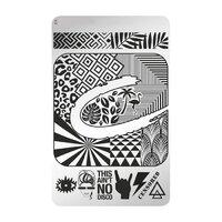 CND Stamp Plate Пластина для стемпинга