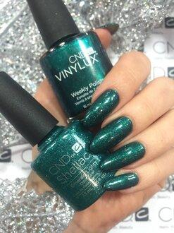Vinylux Emerald Lights