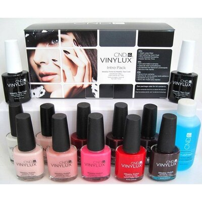 Набор CND Vinylux Intro Pack